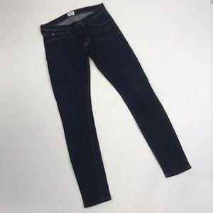 Hudson Dark wash jeans. Size 28